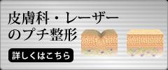 皮膚科・レーザーのプチ整形